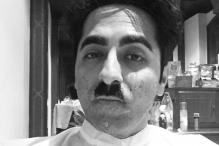 Ayushmann Tries Chaplin-Inspired Look For 'Meri Pyaari Bindu'