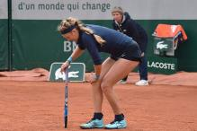Fifth Seed Victoria Azarenka Quits French Open With Injury