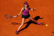 Injured Azarenka pulls out, Kyrgios Beats Wawrinka in Madrid