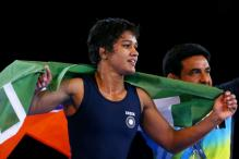 Wrestler Babita Wants Her Lucky Olympic Berth to Count