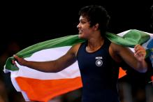 Wrestler Babita Set to Be Pardoned and Allowed to Compete in Rio