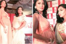 Shveta Salve, Carol Gracias Flaunt Baby Bumps On Ramp