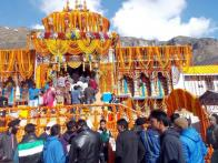Char Dham Yatra Begins With Reopening Of Badrinath Shrine