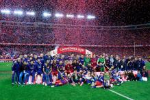 Barcelona Beat Sevilla 2-0 to Lift Copa Del Rey Title