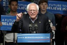 Senator Bernie Sanders Says he Would Vote For Clinton