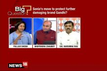 Sonia's Move to Protect Vadra Further Damaging Brand Gandhi?