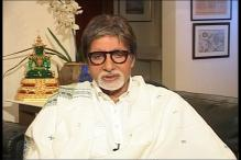 Opposition Targets Amitabh Bachchan over Modi Government Event