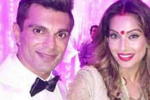 First Photo Of Bipasha Basu, Karan Singh Grover From Wedding Reception Is Out