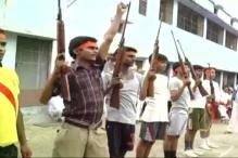 Bajrang Dal Organises 'Self Defence' Camp in Ayodhya, FIR Registered