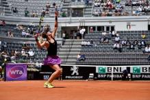 Bouchard Beats Jankovic in First Round of Italian Open