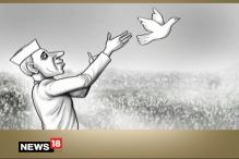Breaking Toon: When Nehru Vanished From Textbooks