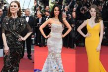 Cannes 2016, Day 1: Mallika, Julianne Turn Heads On Red Carpet