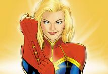 Captain Marvel to Make a Debut in 'Avengers: Infinity War Part I'