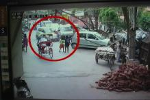 16-Year-Old Girl Hit by Speeding Car in Delhi, Injured
