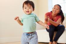 Children Who Walk and Move Earlier Benefit From Stronger Bones in Later Life