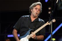 Eric Clapton Returns to Blues Roots on New Album