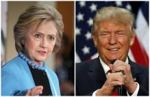 Americans Split Between Trump and Clinton: Poll