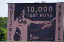 Alastair Cook Becomes Youngest Batsman to Score 10,000 Test Runs