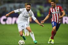Spain's Dani Carvajal Doubtful for Euro 2016