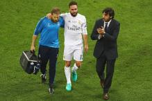 Dani Carvajal Concedes Defeat in Fitness Fight for Euro 2016