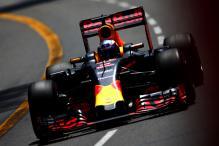 Ricciardo Beats Hamilton, Rosberg in 2nd Monaco GP practice