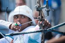 Indian Archers Deepika, Bombayla, Laxmirani Named for Olympics
