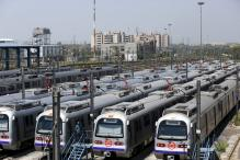 Technical Snag hits Delhi Metro Blue Line Yet Again