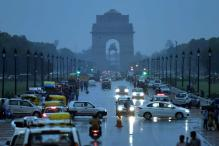 Heavy Rains Halt Delhi