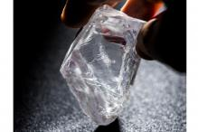Massive Uncut Diamond Fetches Record $63 Million