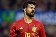 Diego Costa Omitted From Spain Squad Due to Hamstring Injury