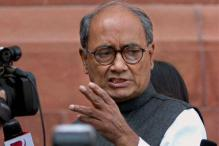 Digvijaya Singh Taken Aback After Seeing His Name in BPL List