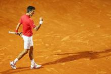 Djokovic Sweats It Out to Beat Nadal, Enters Italian Open Semis
