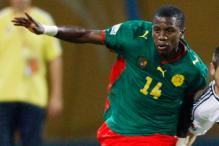 Cameroon Midfielder Ekeng Dies After Collapsing on Pitch