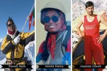 Four Climbers From West Bengal Go Missing on Everest Expedition