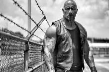 Revealed! Dwayne Johnson Introduces Luke Hobbs From 'Fast 8'
