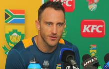 Du Plessis Excited About Caribbean Debut