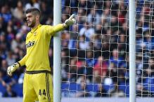England Keeper Fraser Forster Extends Southampton Contract