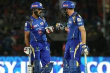 In Pics: Gujarat Lions vs Mumbai Indians, IPL 9, Match 54