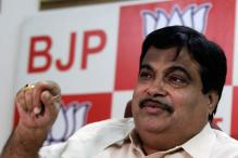 Congress Sheds Tears Whenever There Are Graft Charges: Gadkari