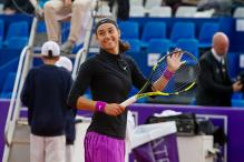 Caroline Garcia Sees Off Lucic-Baroni to Win Strasbourg Title