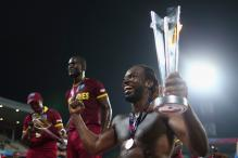 Gayle Crosses the Line Again With His Sexist 'Very Big Bat' Comment