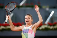 Simona Halep Thrashes Sam Stosur to Reach Madrid Final