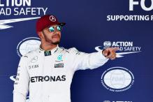 Hamilton Edges Rosberg to Win Pole Position for Spanish GP
