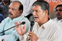 Uttarakhand BJP Approaches EC, Alleges CM Rawat Violated MCC