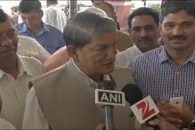 Harish Rawat's Loss Total Rejection of His Leadership, Says BJP