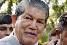 Uttarakhand Chief Minister Harish Rawat Hospitalised