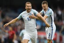 Kane, Vardy Score to Earn England 2-1 Win Over Turkey