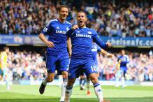 Premier League: Chelsea Storm to Summit After Manchester City Stumble