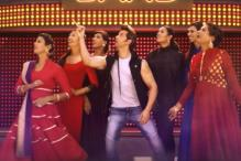 Watch: Hrithik Roshan Unites With 6 Pack Band For 'Ae Raju'