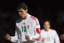 Gera, Dzsudzsak and Kiraly Lead Hungary at Euro 2016